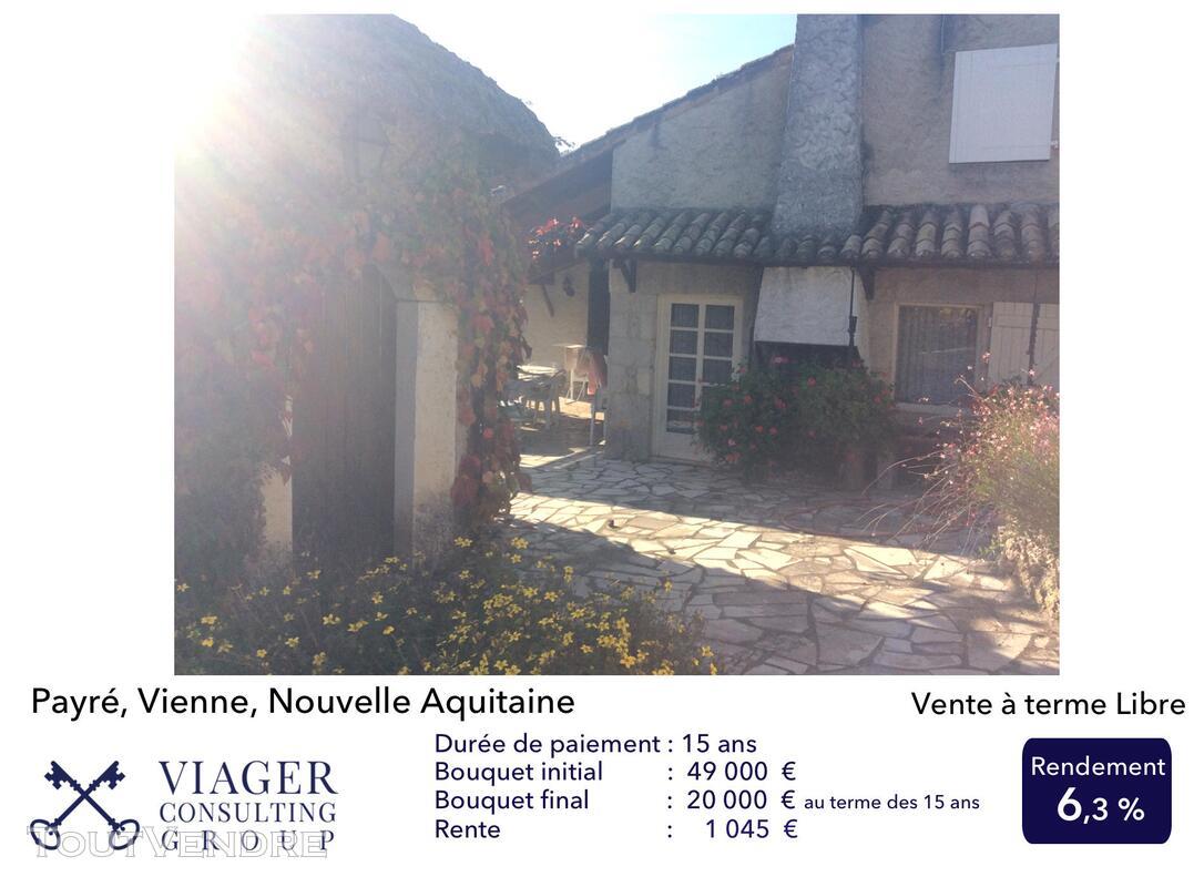 Accueillantes Maisons de 177 m2 proche de Vivonne - Poitiers 211431582