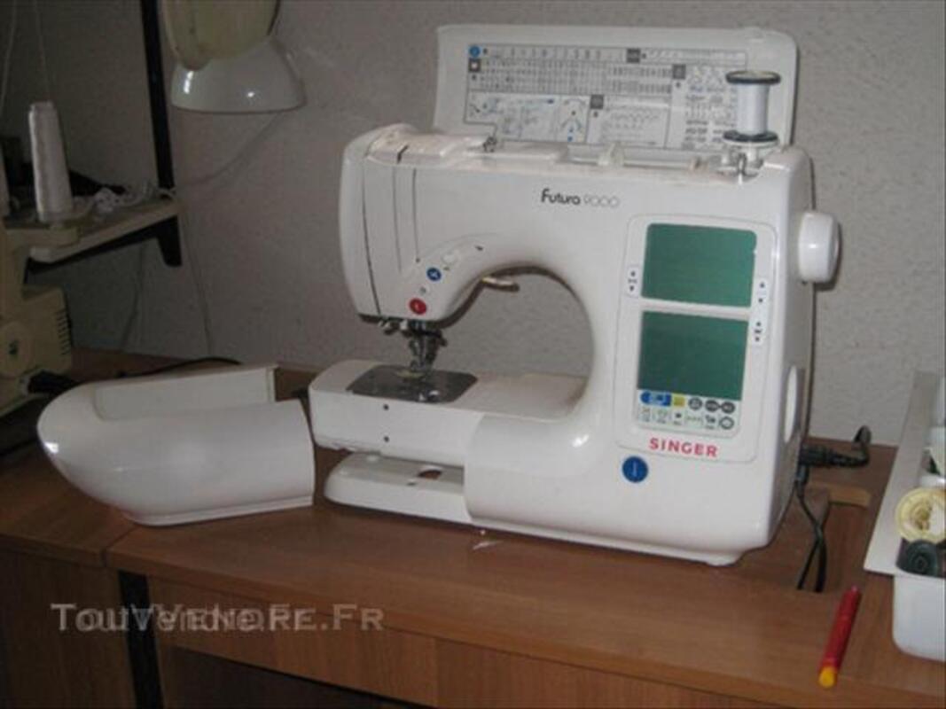 Achine à coudre + kit broderie 45836996