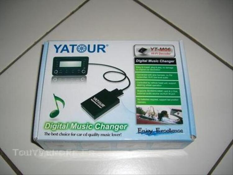 ADAPTATEUR USB - SD - MP3 - IPOD 45521955