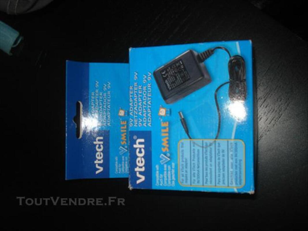 Adatateur 9V VTECH pour console V-SMILE 86274462