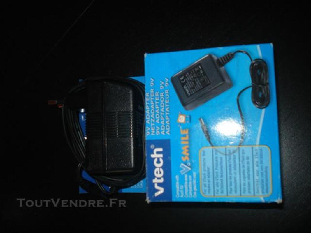 Adatateur 9V VTECH pour console V-SMILE 86274463