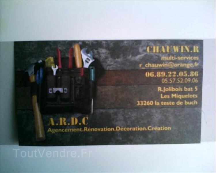 Agencement . Travaux divers 73053372