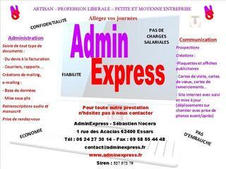 Aide administrative et de communication auprès des etps