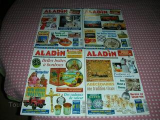 Aladin 1997 revues antiquités, arts, broc, collection