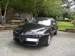 Alfa Romeo 159 SW LHD 2007 1,9 JTDM