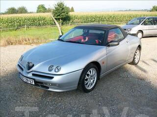 Alfa Romeo Spider 2L 16v Cabrio