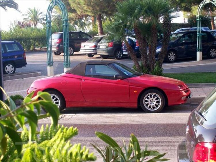 Alfa romeo spider type 916 69000 kms origine 60072526