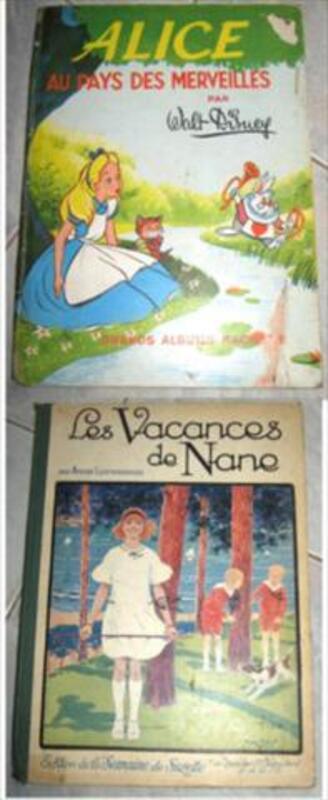 Alice au pays des merveilles, Les vacances de Nane... 71320563