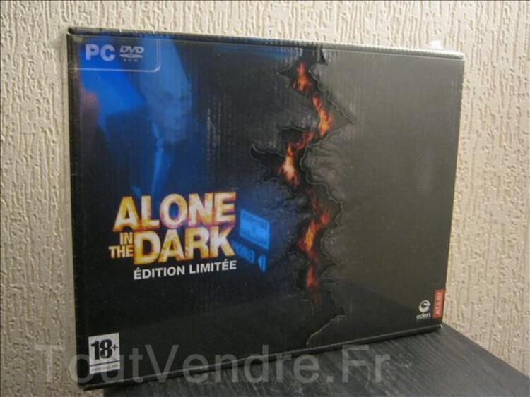 Alone In The Dark - Édition Limitée (PC) 73115502