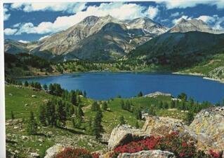 Alpes sud MercantourT2 BALCON VUE 2/5pers printemps/été