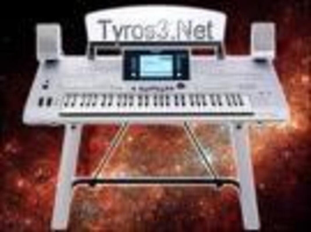 Amaha TYROS3 76 touches Clavier arrangeur 700226