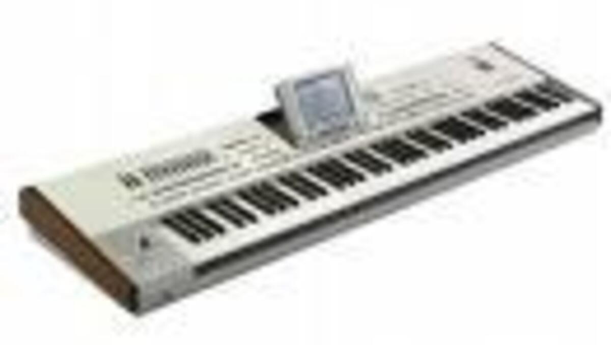 Amaha TYROS3 76 touches Clavier arrangeur 700228