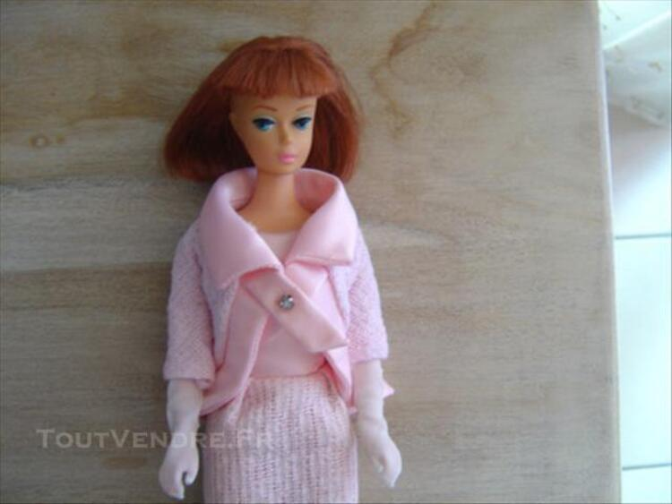 American Girl ponytail no Midg Barbie Repro 1966 77365400