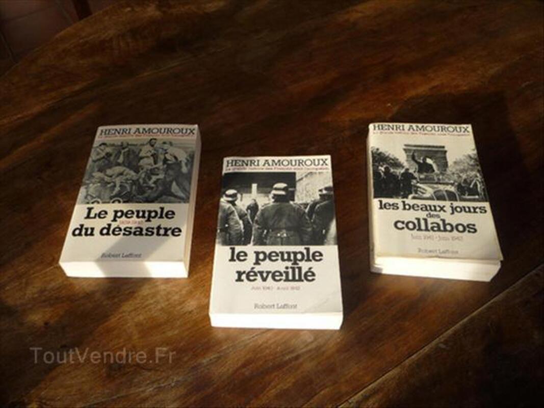 AMOUREUX-Grande histoire Français sous occupation 56030172