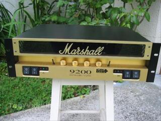 Ampli de puissance à lampes marshall 9200 2*100W