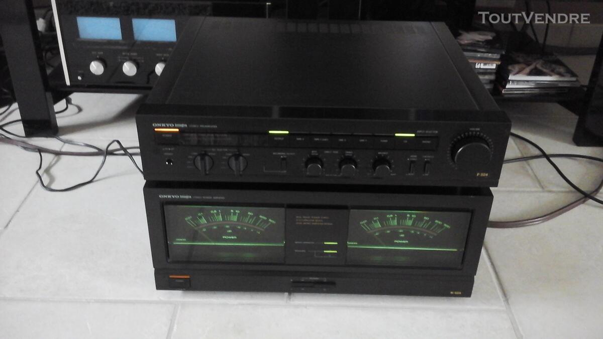 Ampli et  preampli ONKYO audiophile 129435061