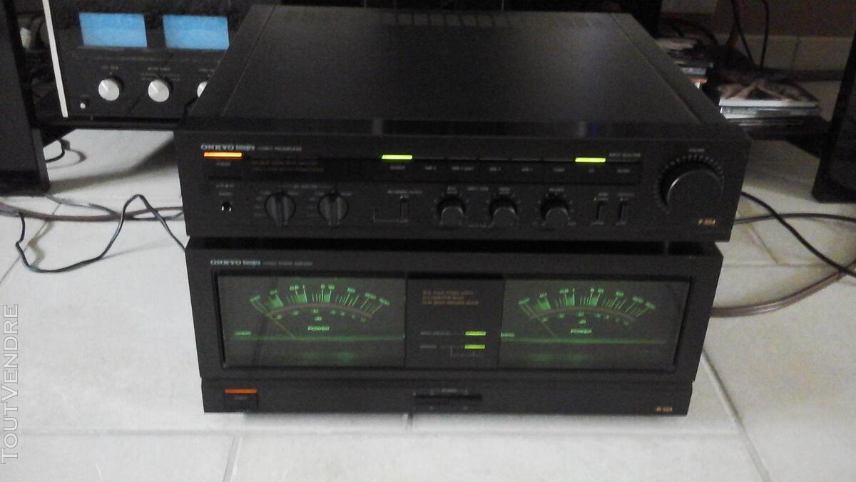 Ampli et  preampli ONKYO audiophile 129435062