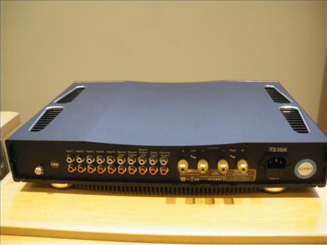 Ampli hifi intégré Réga élicit 2 100111244