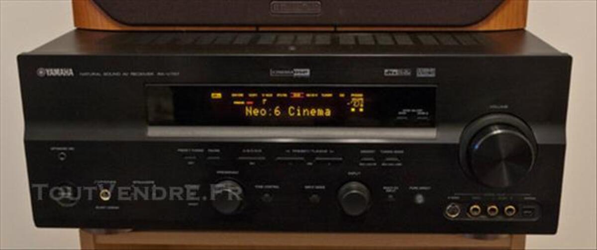 Ampli Home-Cinema 7.1 Yamaha RX-V757 - 7x100 Watts 85879179