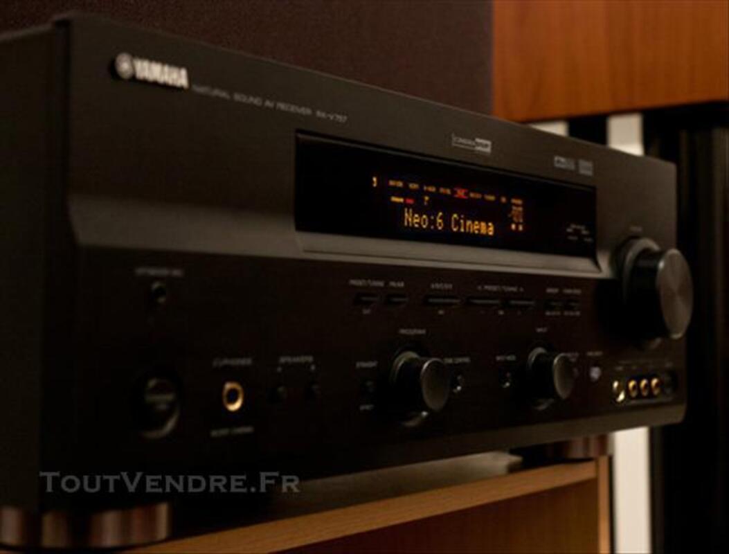 Ampli Home-Cinema 7.1 Yamaha RX-V757 - 7x100 Watts 85879180