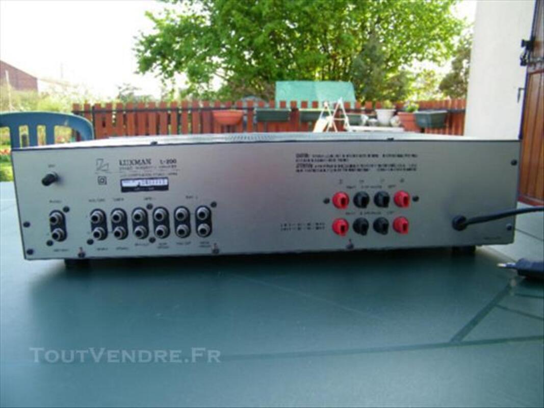 AMPLI  Intégré  LUXMAN  L200 85252614