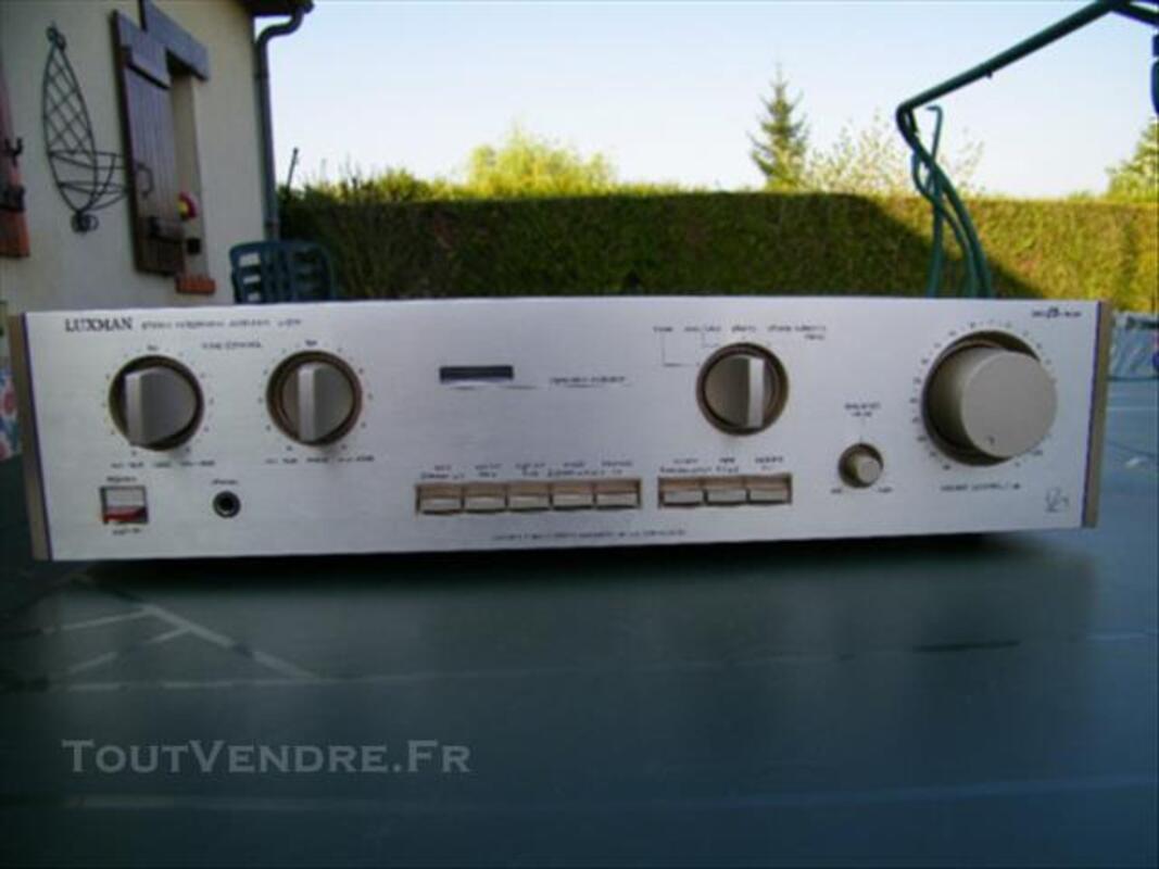 AMPLI  Intégré  LUXMAN  L200 85252615