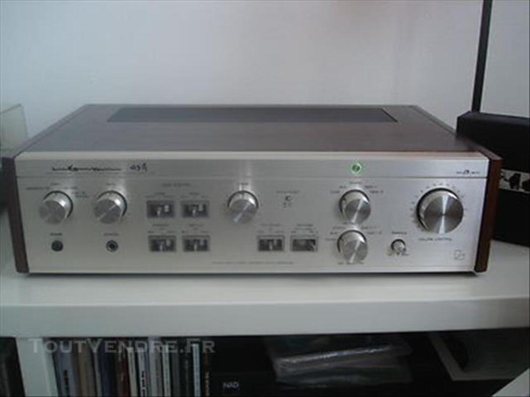 Ampli luxman L -45 A 77529158