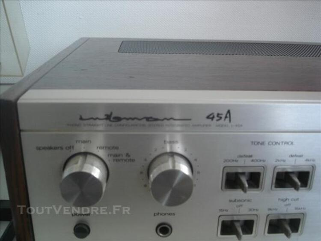 Ampli luxman L -45 A 77529162