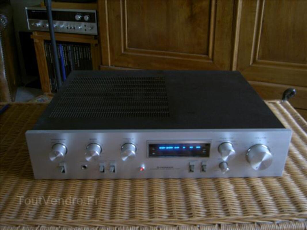 Ampli pioneer SA 610 - 2X40W 89267651
