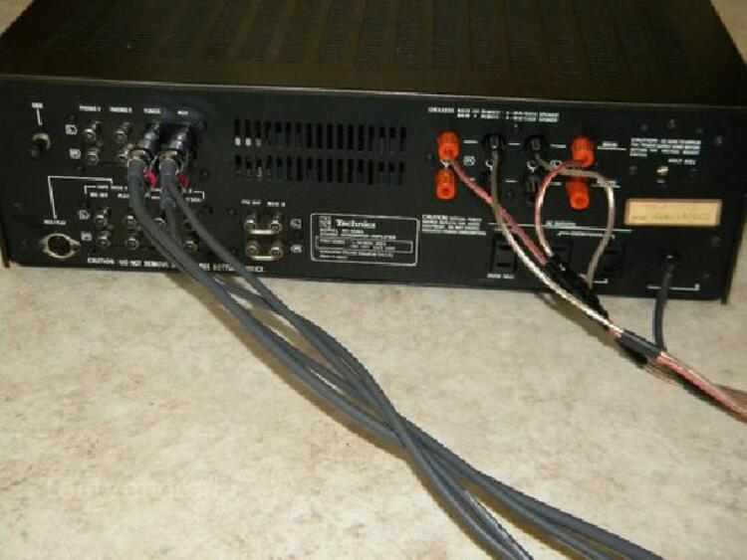 Ampli Technics 8080 Audiophile 105415381