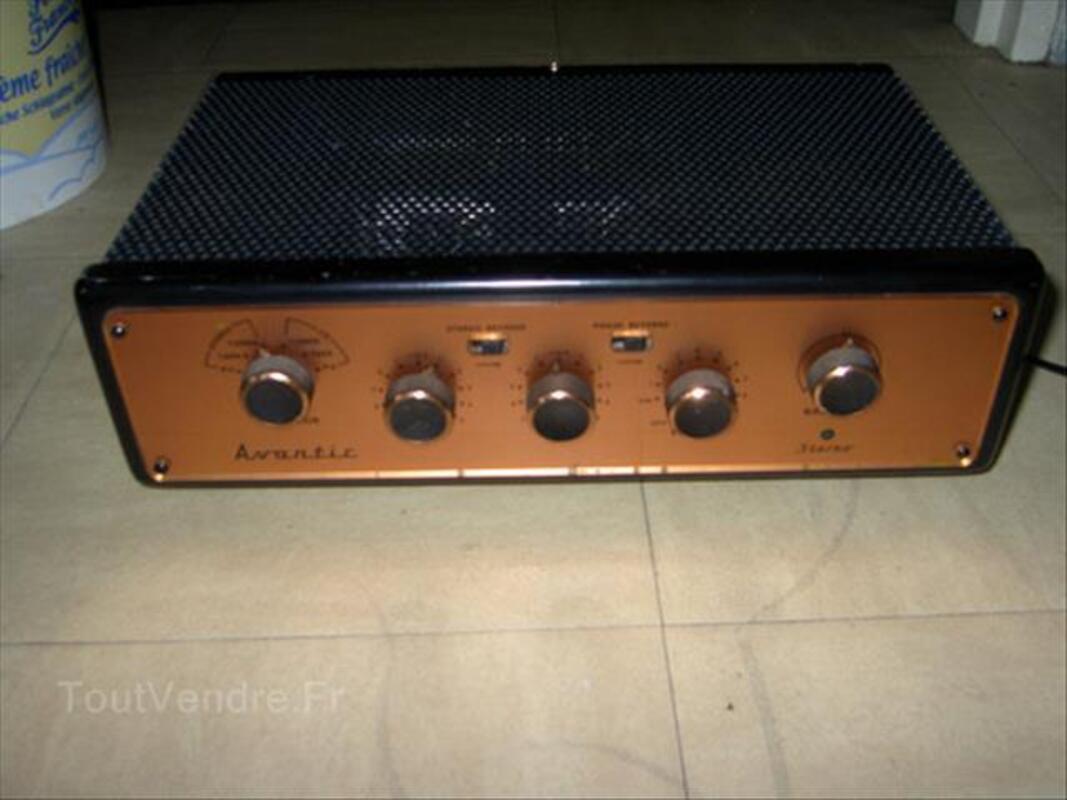 Ampli tubes stéréo avantic echo beam SPA II 89278729