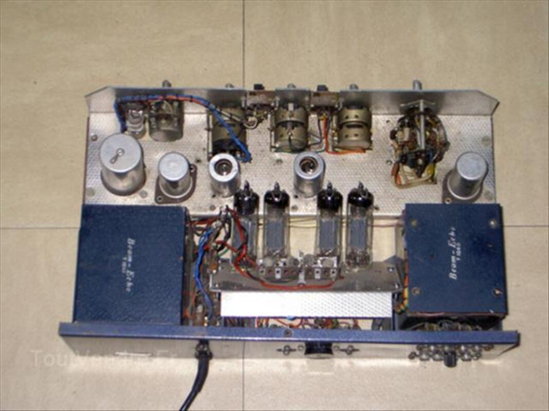 Ampli tubes stéréo avantic echo beam SPA II 89278730