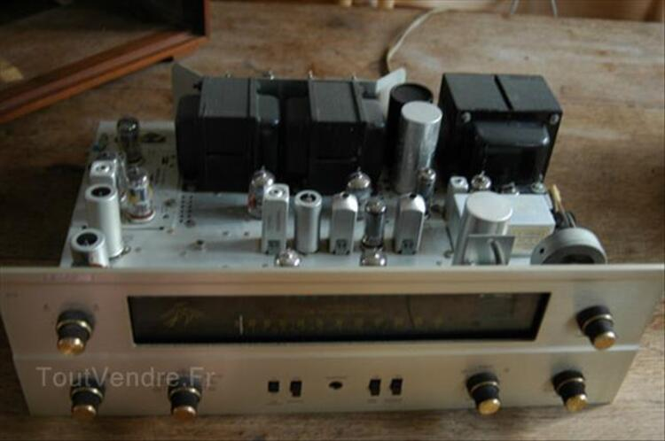 Ampli-tuner à tubes THE FISHER 400 87858022