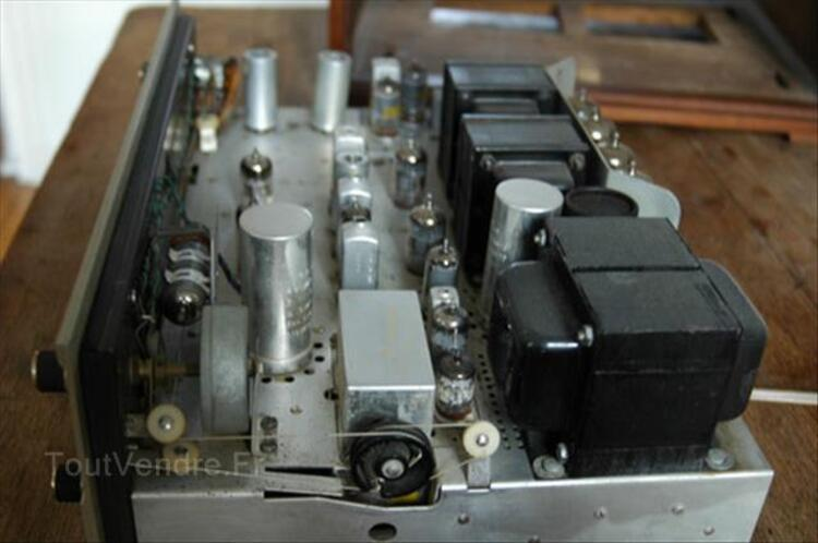 Ampli-tuner à tubes THE FISHER 400 87858023