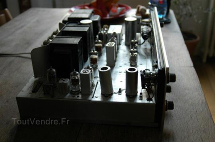 Ampli-tuner à tubes THE FISHER 400 87858024