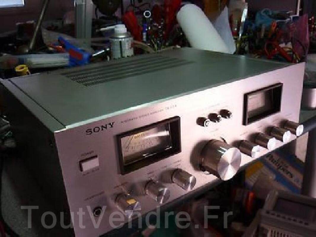 Ampli vintage Sony TA-F5A integrated amp amplificateur 103109164