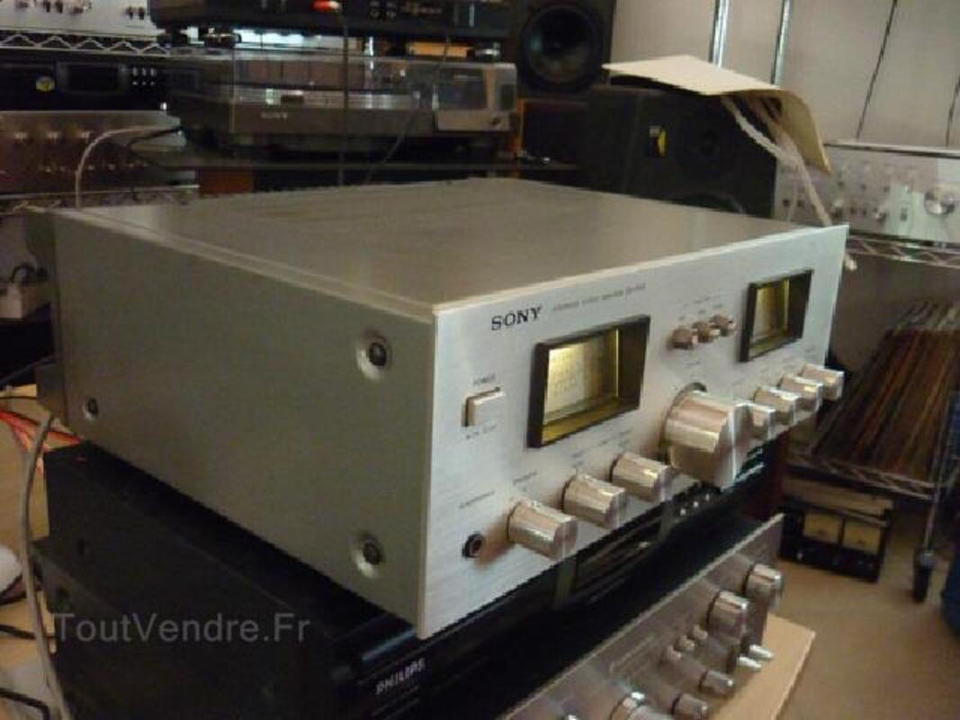 Ampli vintage Sony TA-F5A integrated amp amplificateur 103109165