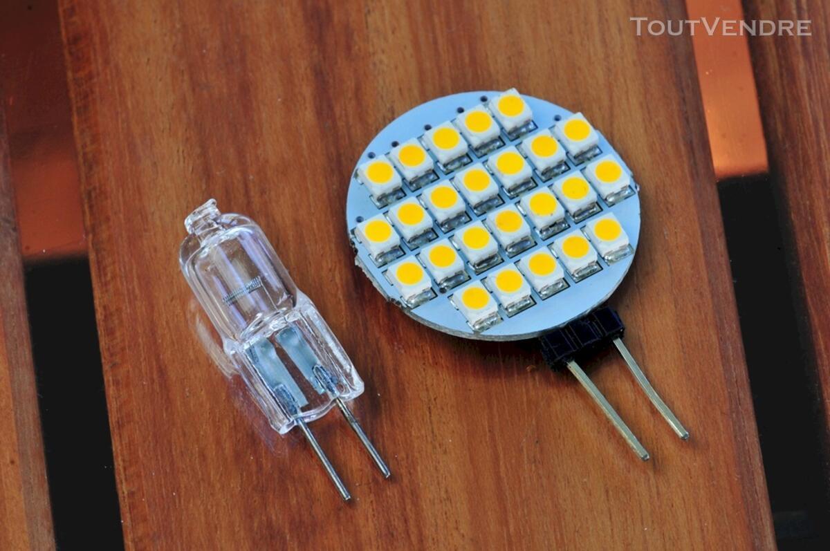 Ampoule G4 24 leds SMD 116630384