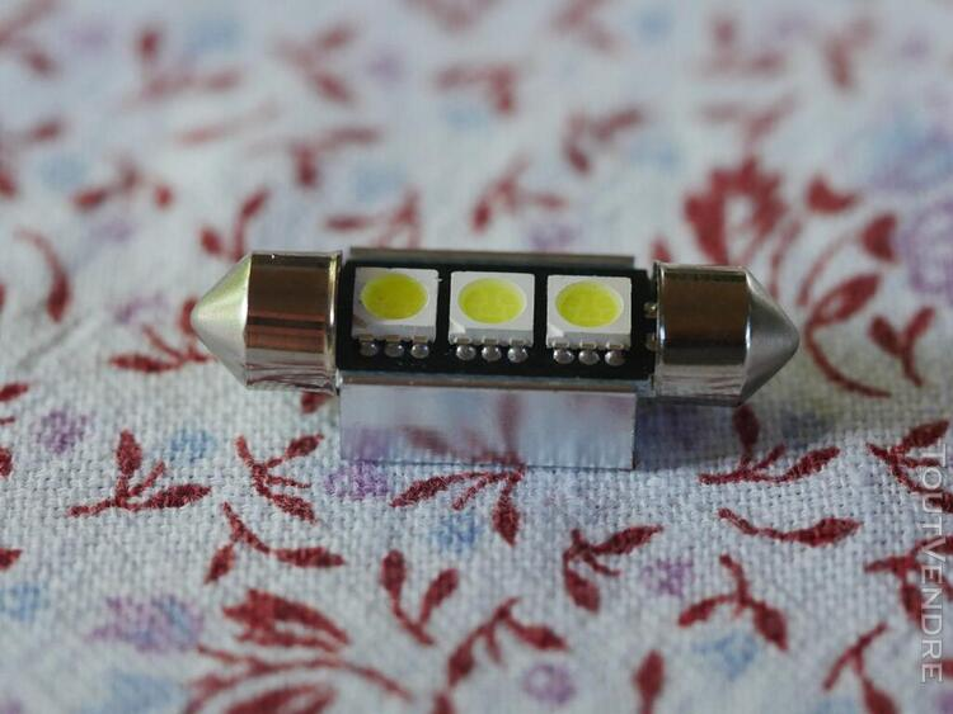 Ampoules navettes 5 W leds