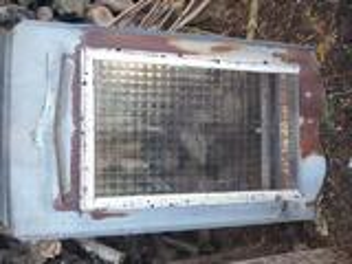 Ancien Chassis de toit, fenêtre