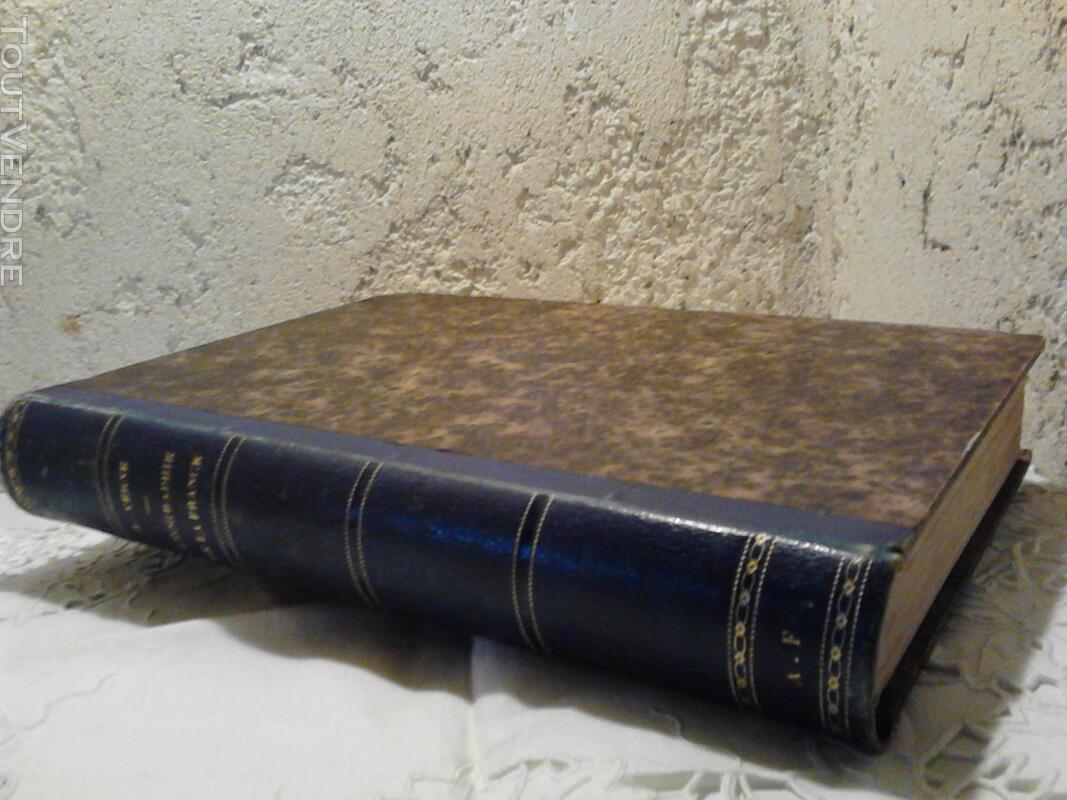 Ancien/Collection Géographie de La France Jules Verne suxn 165044778