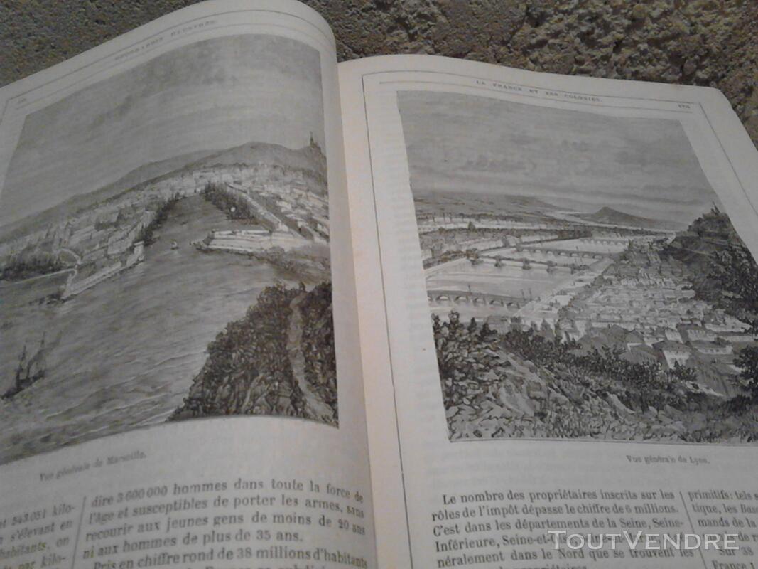 Ancien/Collection Géographie de La France Jules Verne suxn 165044811