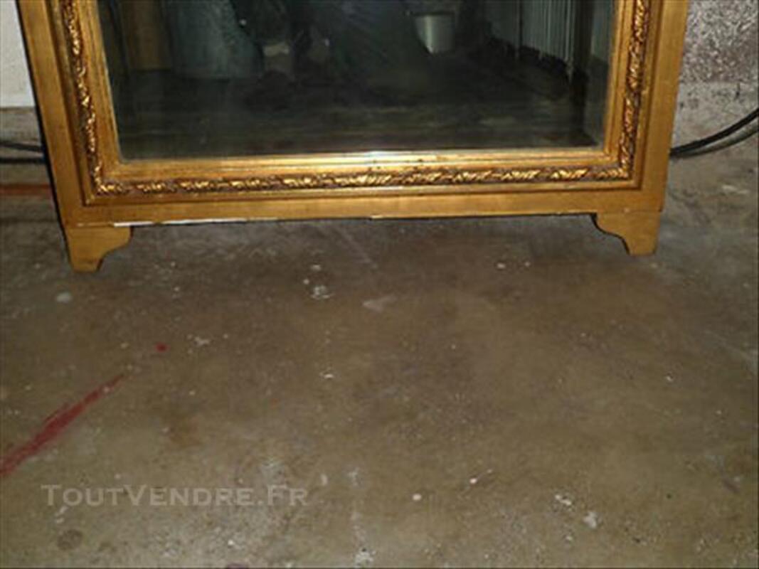 Ancien grand miroir trumeau style louis xiv fin xix eme 85993175