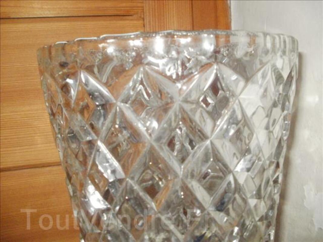 Ancien grand vase cristal 93877429