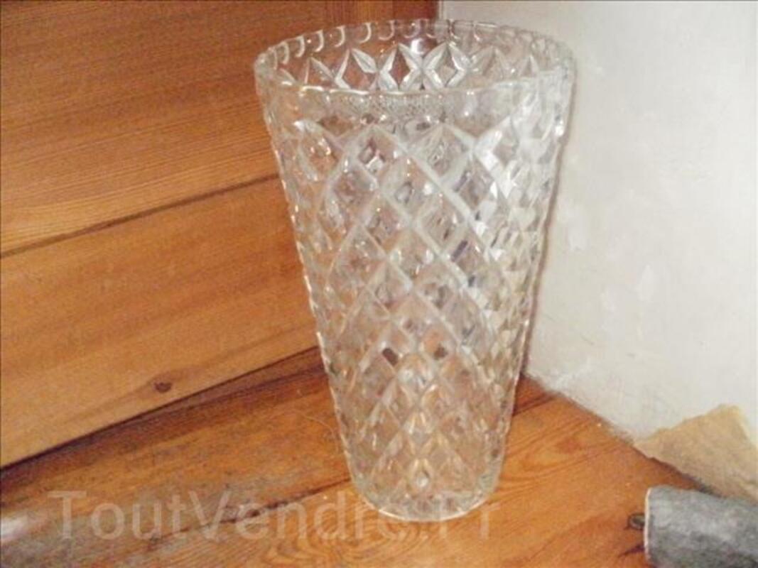 Ancien grand vase cristal 93877430