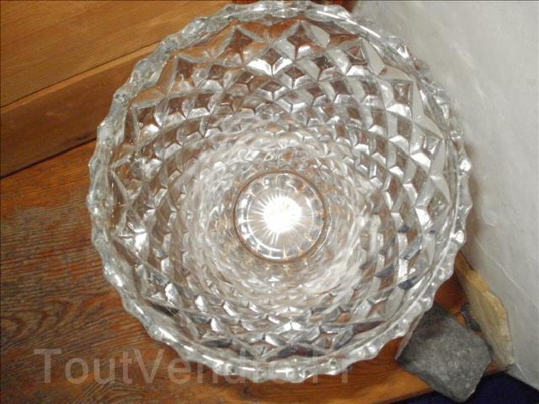 Ancien grand vase cristal 93877431