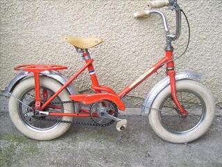 Ancien petit vélo enfant