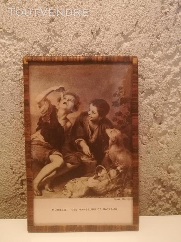 Ancien Sous-Verre Sépia Collection suxn 337740163