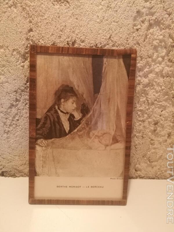 Ancien Sous-Verre Sépia Collection suxn 337740169