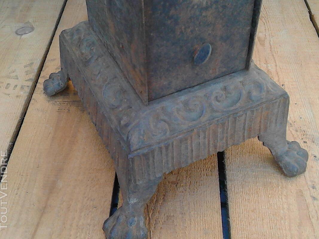 Ancien Tourne Broche dit Capucin cheminée 19ème Siècle suxn 195772978